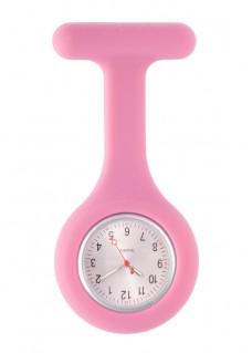 Silicone Nurses Fob Watch Standard Pastel Purple