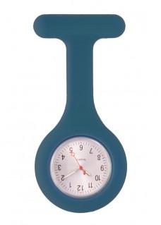 Silicone Nurses Fob Watch Standard Navy Blue
