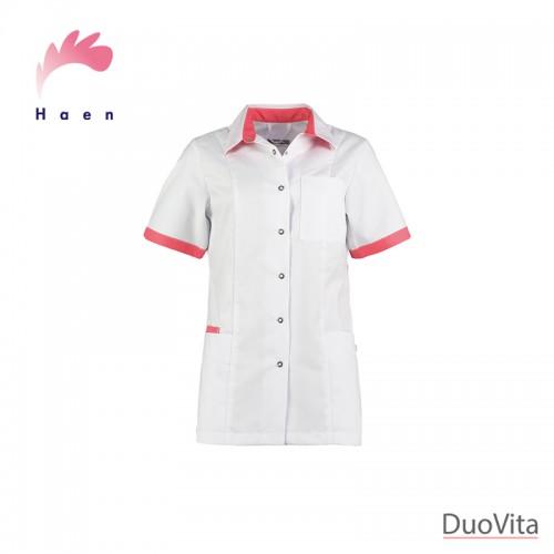 Haen Nurse Uniform Fijke White/Oriënt Pink