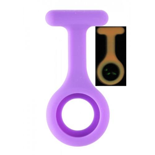 Glow In The Dark Silicone Cover Purple