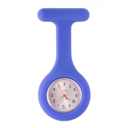 Silicone Nurses Fob Watch Standard Royal Blue