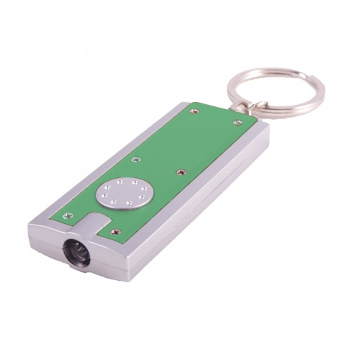 LED Pocketlight Green