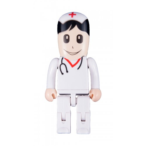 USB Flash Drive Memory Stick Nurse