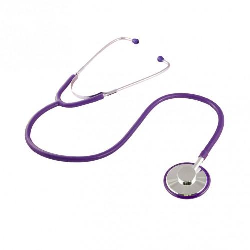 Stethoscope Basic Single Purple