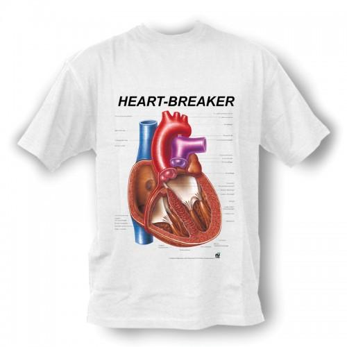 T-Shirt Heart Breaker