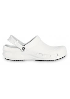 LAST CHANCE: size 3/4 Crocs Bistro White