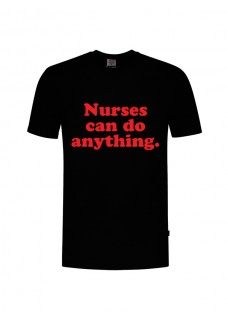T-Shirt Nurses Can Do Anything Black