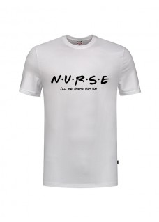 T-Shirt Nurse For You White