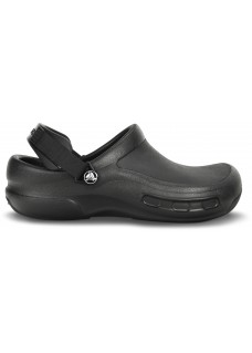 LAST CHANCE: size 4/5 Crocs Bistro Pro Black