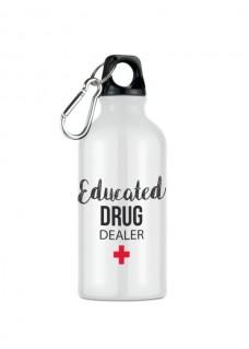 Sport Drink Bottle Educated