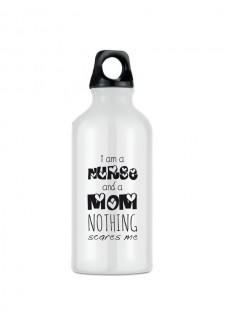 Drink Bottle Scare Mom
