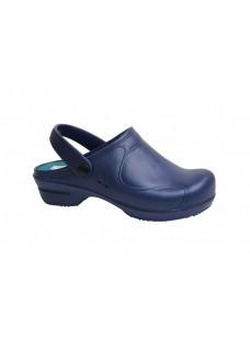 OUTLET size 7 Sanita AERO Stride Navy Blue 41