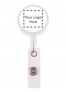 Retracteze ID Holder with your Logo