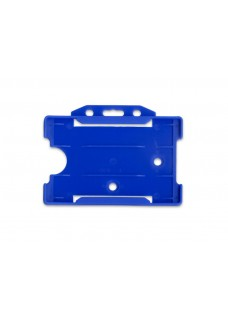 Card ID holder Blue