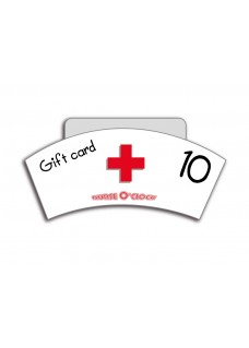 Gift Voucher NurseO'Clock £10