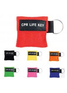 CPR Mask Key Ring