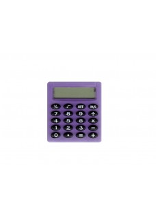 Mini Calculator Purple