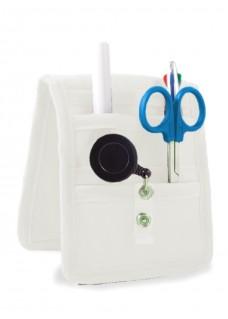 Elite Bags KEEN'S Nursing Organizer WASHABLE White + FREE accessories