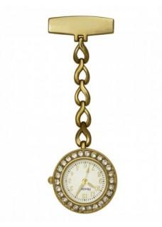 Henley Fob Watch HF082 Gold