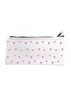 Multipurpose Case Pink Hearts