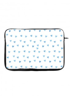 Stethoscope Case Blue Hearts