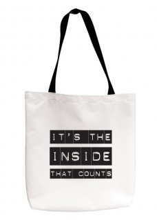 Tote Bag Inside Counts