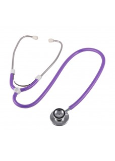 CBC Dual Head Stethoscope Purple