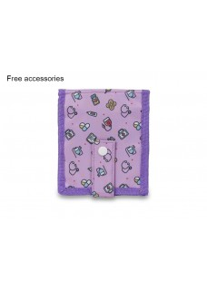 Elite Bags KEEN'S Nursing Organizer Symbols Purple + FREE accessories
