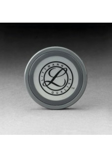Littmann Tunable Diaphragm and Rim Cardiology III Grey