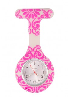Nurses Fob Watch Swirls