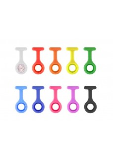 Value Pack Silicone Nurses Fob Watch