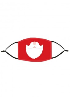 Face Mask Santa Claus