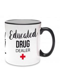 Mug Educated Black