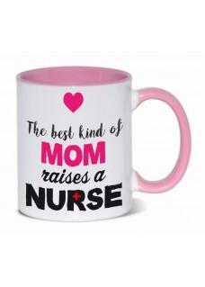 Mug Best Mom Pink