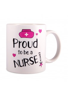 Mug Proud to be a Nurse 2