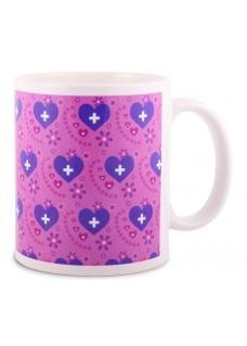 Mug Nurse Heart