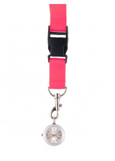 Lanyard Watch Pink