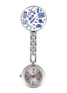 Fob Watch Old Blue