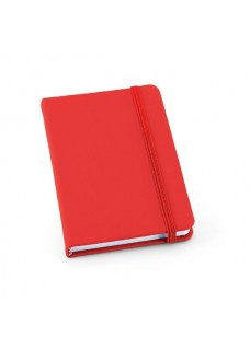 Notebook A6 Red