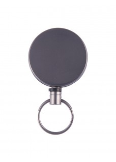 Retracteze ID Holder Gunmetal