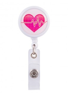 Retracteze ID Holder ECG