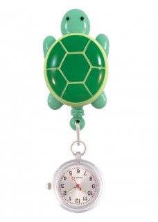 Retracteze Fob Watch Turtle