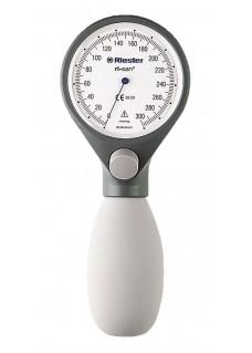 Riester Ri-San Sphygmomanometer Nylon Velcro Cuff Gray