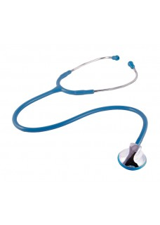 Clinical Stethoscope Blue