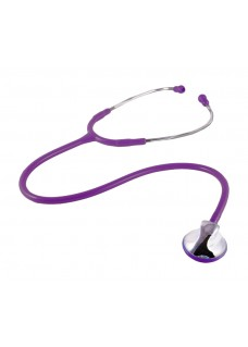 Clinical Stethoscope Purple