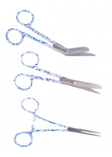 Scissors Set Porcelain