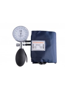 Sphygmomanometer One-Handed with Carry Case Navy