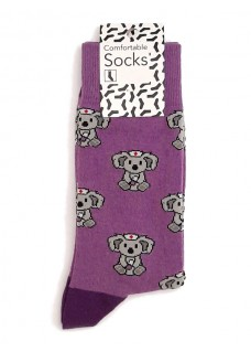 Happy Womens Socks Koala