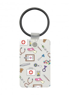 USB Stick Key Medical Symbols