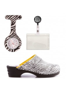 Personal Equipment Set Zebra 2